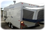 Jay Feather Expandable Travel Trailer
