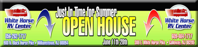 White Horse RV Open House
